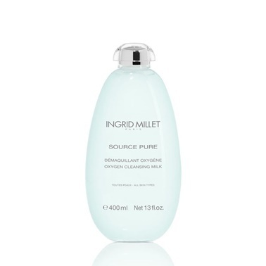 Ingrid Millet  Source Pure Oxygen Cleansing Milk 400ml Renksiz